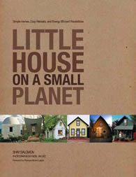image of cover of book LITTLE HOUSE ON A SMALL PLANET