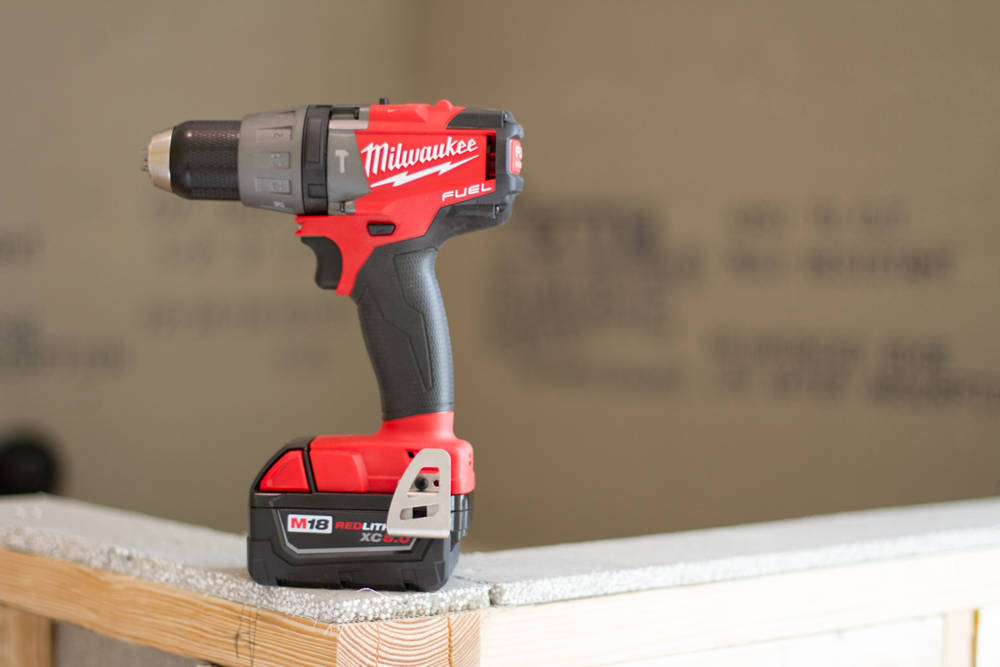 cordless drills for homeowners